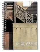 Monterey Spiral Notebook