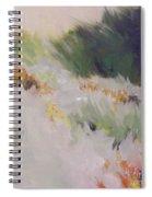 Monterey Dunes Spiral Notebook