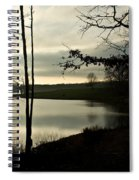 Monterey Silver Lake Spiral Notebook
