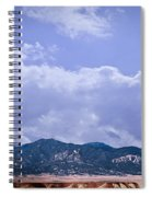 Montezuma County Landmark Spiral Notebook