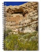 Montezumas Castle 14 Spiral Notebook