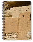 Montezumas Castle 23 Spiral Notebook