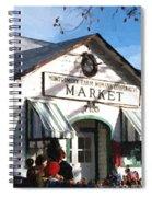 Montgomery County Market Spiral Notebook