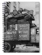 Montgomery Ward, C1906 Spiral Notebook