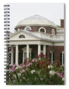 Monticello Estate Spiral Notebook