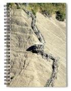 Montmorency Falls Stairway Spiral Notebook
