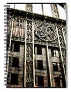Montreal Rm En Couleur Spiral Notebook