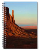 Monument Valley 2 Spiral Notebook