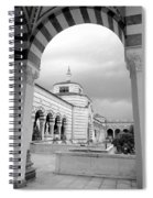 Monumentale Cemetery Spiral Notebook