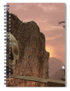 Mountain Lair Spiral Notebook