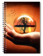 Mood Pic Spiral Notebook