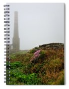 Moody Cornwall  Spiral Notebook