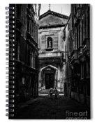 Moody Venice Spiral Notebook