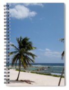 Moon Bay Spiral Notebook