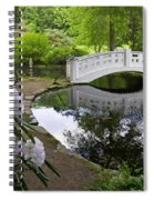 Moon Bridge Spiral Notebook