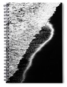 Moon Light  Rhapsody Spiral Notebook