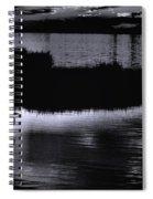 Moon N Ma Bird 2 Spiral Notebook
