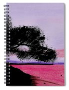 Moon Rise Spiral Notebook