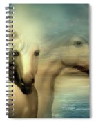 Moon Sisters Spiral Notebook