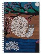 Moon Snail Bella Coola Spiral Notebook
