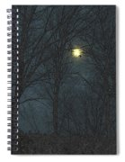 Moon Tree Spiral Notebook