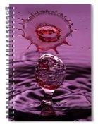 Moonchild Spiral Notebook