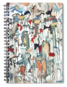 Moondrops Spiral Notebook