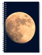 Moonful Spiral Notebook