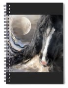 Moonlight And Valentino Spiral Notebook