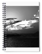 Moonlight Buckeye T 2c Training Mission Spiral Notebook