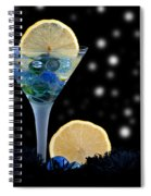 Creative - Moonlight Dark Star Cocktail Lemon Flavoured 1 Spiral Notebook
