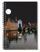 Moonlight Spiral Notebook