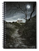 Moonlight Farm Spiral Notebook