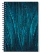 Moonlit Grass Spiral Notebook