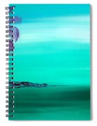 Moonlit Palm Spiral Notebook
