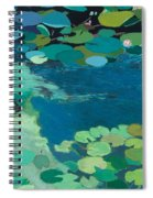 Moonlit Shadows Spiral Notebook