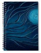 Moonlit Tree Spiral Notebook