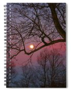 Moonrise Spiral Notebook