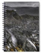 Moonscape  Spiral Notebook