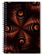 Moonstruck Spiral Notebook