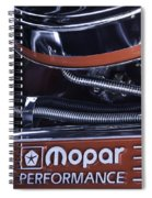 Mopar Performance - Super Bee 1969 Spiral Notebook
