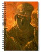 Mopp I Spiral Notebook