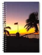 Morada Bay Spiral Notebook