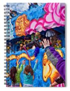 More Beads Please Spiral Notebook