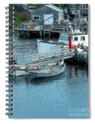 More Boats Spiral Notebook