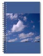More Clouds Spiral Notebook