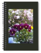 More Flowers Spiral Notebook