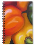 More Peppers Spiral Notebook