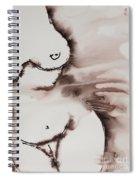 More Than Series No. 1398 Spiral Notebook