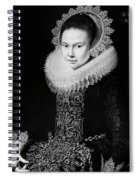 Moreelse Young Lady Spiral Notebook